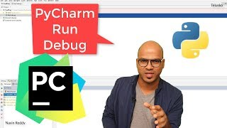 #15 Python Tutorial for Beginners | Working with PyCharm | Run | Debug | Trace | py file