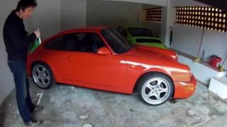 Присматриваемся к ретро-теме! Porsche 911 / Datsun 260Z / Toyota FJ40