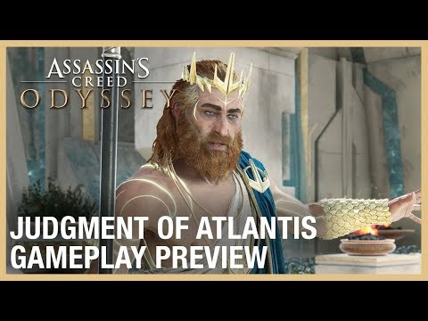 Assassin's Creed Odyssey: Judgment of Atlantis Gameplay Preview | Ubisoft [NA] thumbnail