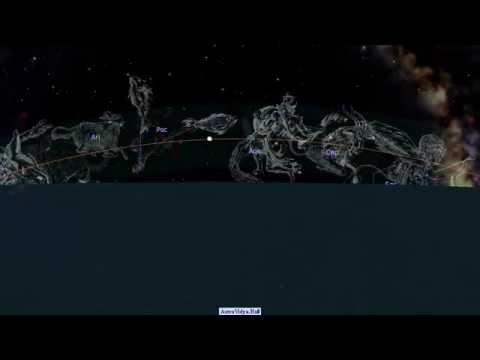 Урок астрологии №2. Что такое Зодиак и чем отличаются зодиакальные созвездия от знаков Зодиака