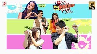 9XM SMASHUP #135 - Dj Suketu   Latest Remix 2019   Dear Zindagi   Hamari Adhuri Kahani