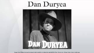 Dan Duryea