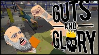 HAPPY WHEELS 2.0!! | Guts and Glory