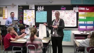 Sixth Grade English Class
