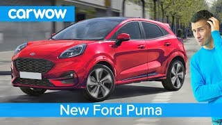 Ford Puma 2019 - dabar