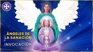 Invocación A Los ángeles De La Sanación - Oración
