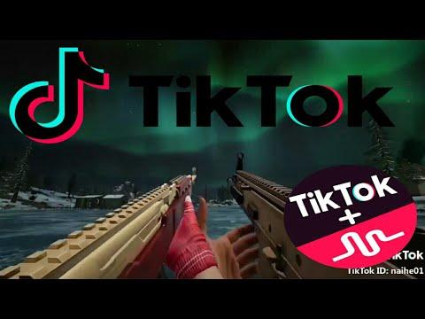 pubg tik Tok song gun sync(tik tok china) - POTATY - Video