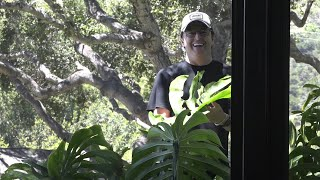 Andy Goes on a Scavenger Hunt in Ellen's Yard