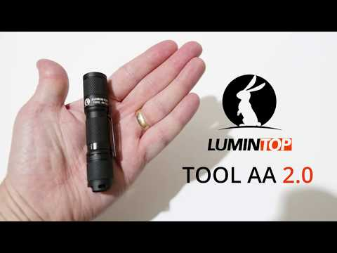 Review of the Lumintop TOOL AA 2.0
