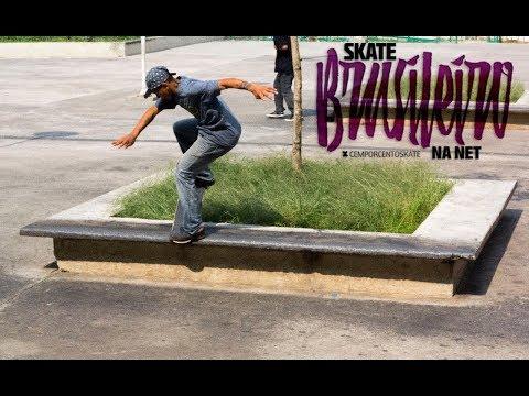Skate Brasileiro na Net - Gabryel Aguilar