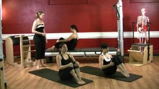 Hardcore Advanced Mat Part 1 by Upside-Down Pilates
