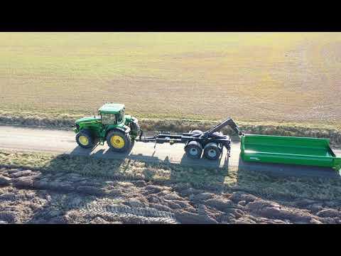 Metsjø MetaFlex krokløfthenger - film på YouTube