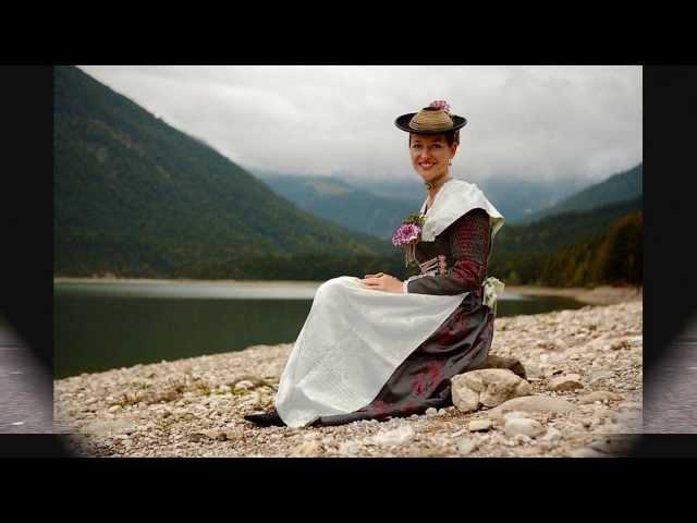 Volksmusik - Medley - German Folk Music - played by Dieter Lochschmidt