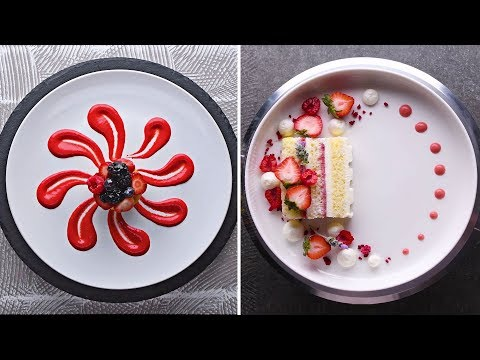 Plating Tips & Tricks That'll Make Any Dish Look Fancy