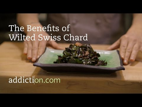Benefits of Wilted Swiss Chard