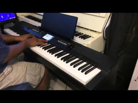 Kris Nicholson Sound Review on Casio CGP-700 Digital Piano