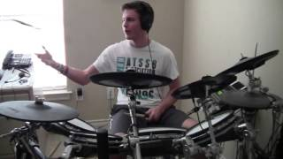 This is Gospel - Panic! At The Disco [Drum Cover]