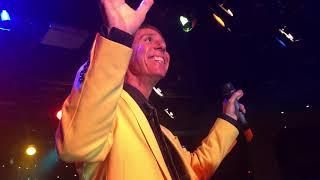 Jimmy Jemain performing Living Doll P&O Cruise Ventura