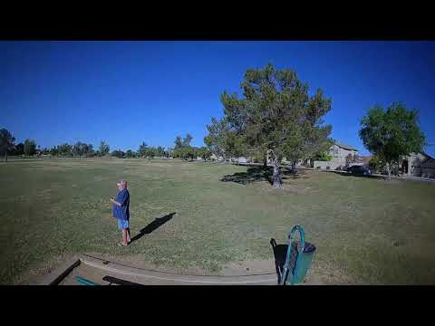 Gofly Scorpion 80HD Brushless Whoop - FPV Park Flight Early Easter Sunday Morning
