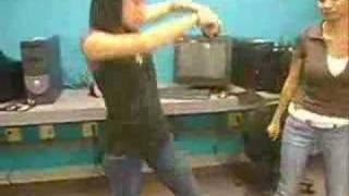Lina & Nubia's Way to dance Soljia Boy