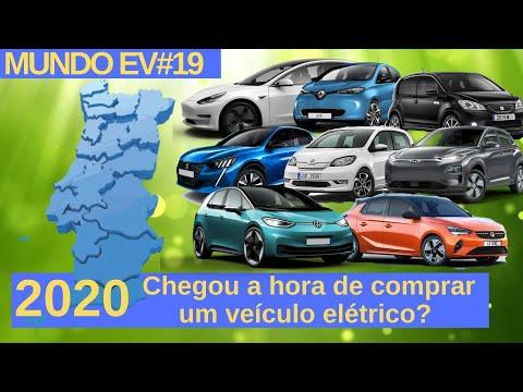 Conheça a oferta de veículos elétricos para 2020 no mercado nacional | Mundo EV#19 Dez-19