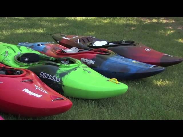 Rapid Magazine | Digital Extra: River Running Kayaks | Review | Rapid Media