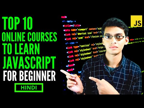 Best Free Courses to Learn JavaScript for Beginner | Hindi | Amit Mahato | Coding Chat |
