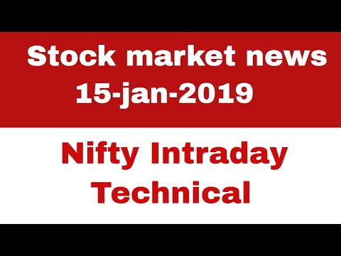 Stock market news #15jan2019 - l&t, trident, jet airways, indiabulls 🔥🔥🔥