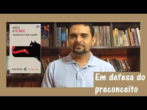 EM DEFESA DO PRECONCEITO - THEODORE DALRYMPLE