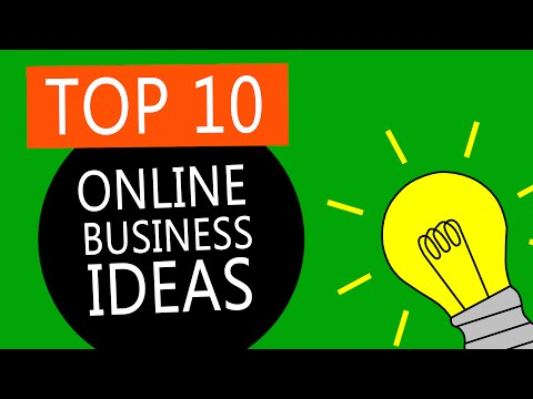 Top 10 Best Online Business Ideas to Start a Small Business