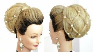 Bridal Updo Tutorial.  Wedding  Hairstyles For Long Hair