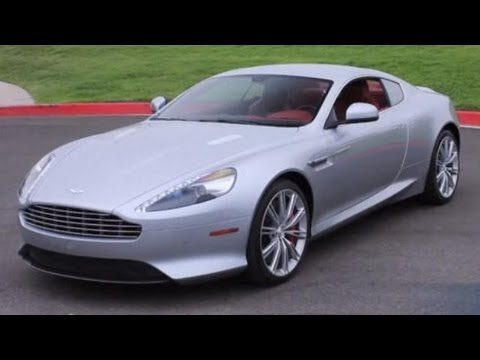 2013 Aston Martin DB9 Grand Tourer Video Review