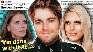 Shane Dawson QUITS the beauty guru world over THIS (yikes)