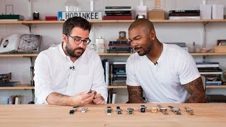 Talking Watches With Howie Kendrick