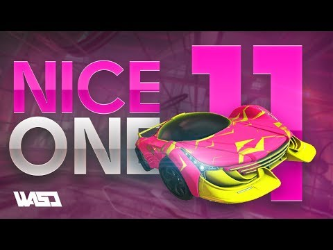 NICE ONE! #11 | MOST AMAZING Rocket League GOALS, FLIPS RESETS, CEILING SHOTS AND SAVES MONTAGE