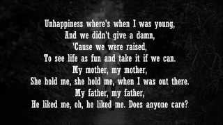 The Cranberries - Ode To My Family Lyrics