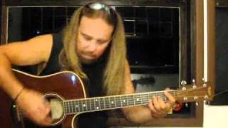 Judas Priest The Rage Chord/Melody Cover