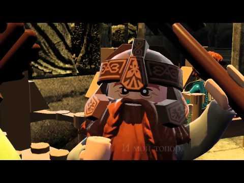 Видео № 0 из игры LEGO Властелин колец [X360]
