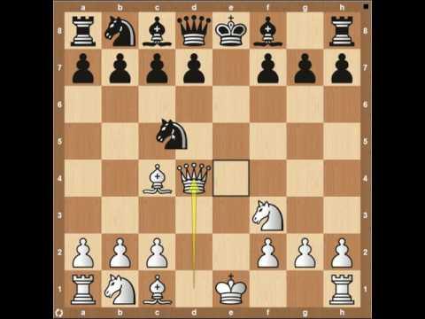 Chess Opening: Urusov Gambit