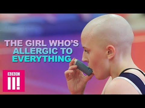 The Girl Who's Allergic To Everything | Living Differently mp3