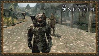 TES 5: Skyrim #Dragonborn - Нордская резная броня