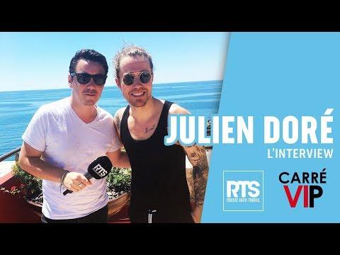 L'interview confession de Julien Doré