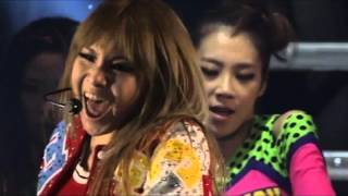 2NE1 - FOLLOW ME - NEW EVOLUTION IN SEOUL