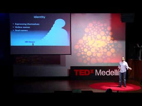 Evolution of social networking | Aber Whitcomb | TEDxMedellín