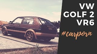 VW Golf 2 GTI VR6 | #carporn Salzstetten 2019