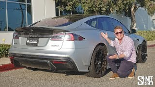 The Unplugged S-APEX is the TESLA I Would Buy!