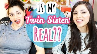 Did I Lie About Having a Twin?