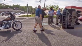 Stupid, Crazy & Angry People Vs Bikers 2019 [Ep.#685]