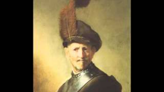 An Old Man in Military Costume (Rembrandt)