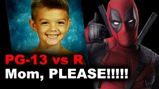 Deadpool Red Band Debate - Rated R or PG-13?! - Beyond The Trailer